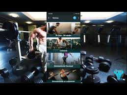 gym fitness workout personal trainer