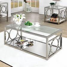 metal glass coffee table. Frederika Coffee Table Metal Glass