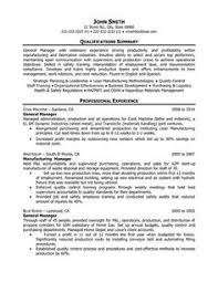 click here to download this general operations manager resume template httpwww supply operation manager resume
