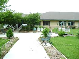 CareHome Backyard  Blue Valley Lutheran HomesHome Backyard