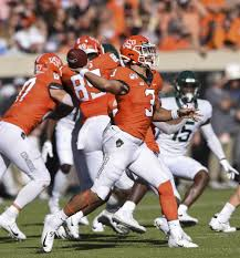 Tcu And Oklahoma State Meet After Getting Needed Big 12 Wins