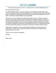 Reading Teacher Cover Letter High School Teaching Cover Letter In