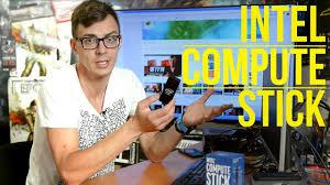 <b>Intel Compute</b> Stick: обзор <b>микро</b>-<b>ПК</b> - YouTube