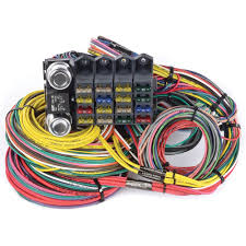 universal wiring harness universal image wiring jegs performance products 10405 universal wiring harness 20 on universal wiring harness