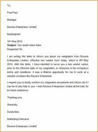 two weeks notice letter 23