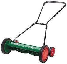 push lawn mower manual push lawn mowers