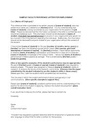 letter of recommendation faculty position recommendation letter  recommendation letter faculty position template cover letter university professor