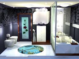 Extraordinary Vast Bathroom Design With Jacuzzi Shower Combination - Bathroom with jacuzzi and shower