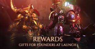 Steam Bless Online Founder Rewards At Launch