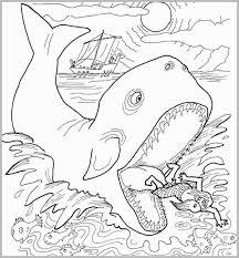 Jonah And The Whale Coloring Pages Pretty Free Coloring Pages Of