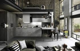 Melamine Kitchen Cabinets A Closer Look At Snaideros Melamine Kitchen Cabinets
