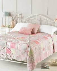 LAURA+ASHLEY+GIRLS+SINGLE+BED+QUILTED+PATCHWORK+FLORAL+BEDSPREAD ... & Details about Shabby Chic Style Embroidered Bedspreads Throws - Double King  Size Quitted Throw Adamdwight.com