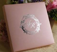 rose color silk box wedding invitation with flower rhinestone Wedding Invitation With Box rose color silk box wedding invitation with flower rhinestone buckle with paper box wedding invitation with bow
