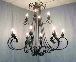 outdoor candle chandelier iron chandelier with candles chandeliers popular outdoor candle rustic wrought iron chandelier iron