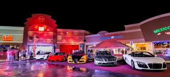 exotic car events miami luxury car