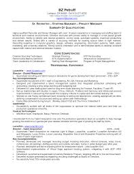 Cover Letter Staffing Recruiter Resume Staffing Recruiter Resume