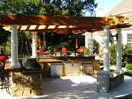 Backyard Kitchen Design736552 Back Yard Kitchen 17 Best Ideas About Backyard
