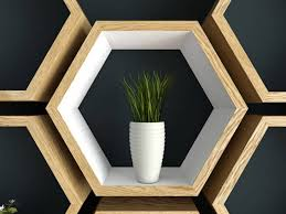 medium size of diy unit honeycomb shelves hexagon wall shelf as a of measure south africa