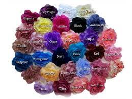 Rose Color Chart For Tutu Dresses Little Girl Style