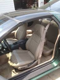 camaro firebird and trans am seat