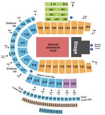 Folsom Field Seating Chart With Row And Seat Numbers 2 Tickets Dead Company 7 13 18 Folsom Field Boulder Co