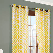 trellis 2 pack thermal cotton grommet top curtain panels master bedroom and bedrooms