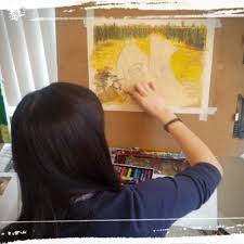 i m christina and studying art at ziba gallery semi private lessons i love drawing i love painting i love sketching and these are all things i do