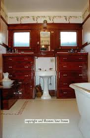 craftsman style bathroom vanities cabinets mirrors beautiful for your with  full