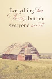 Beautiful Little Quotes Best of Sayings About Barns Quotes