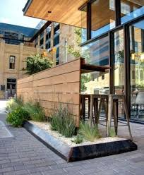This outdoor coffee kiosk is designed and manufactured for exterior use at the hilton hotel in san francisco. Backyard Diy Patio Wood Pallets 67 Ideas Cafe Exterior Restaurant Patio Outdoor Cafe