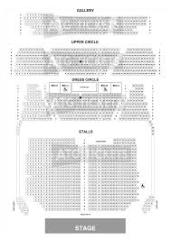 Sunderland Empire Seating Chart 26 Right Liverpool Empire Seating Plan Restricted View