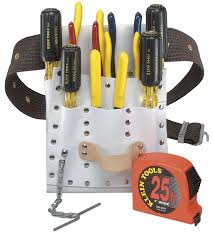 klein 5300 electrician s tool set larger photo
