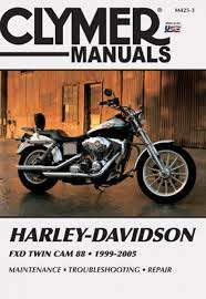 Harley-Davidson FXD Twin Cam Motorcycle (1999-2005) Service Repair ...