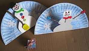 Paper Crafts For Children » Paper PlateChristmas Paper Plate Crafts