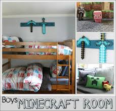 Minecraft Bedroom In Real Life Minecraft Bedroom Real Life