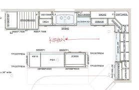 1000 Images About Kitchen Fascinating Kitchen Floor Plans