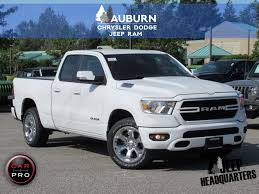 New 2019 RAM All-New 1500 Big Horn/Lone Star Quad Cab in Auburn ...
