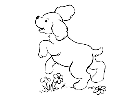 Coloring books for boys and girls of all ages. Puppy Coloring Sheets For Kids Novocom Top