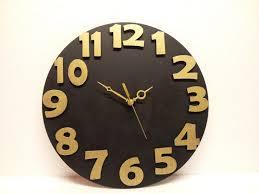modern wall clock design retro modern wall clock design