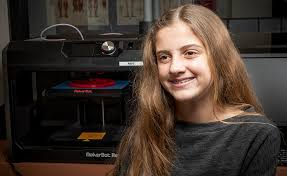 Chariots of fur: How a 13-year-old uses 3D <b>printing</b> to help disabled ...