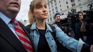 Allison Mack pleads guilty to charges relating to sex trafficking case
