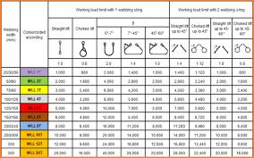 Safe Working Load Safety Factor Rls Human Care