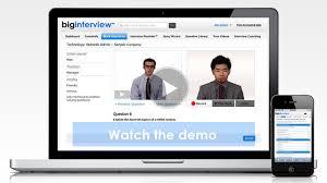big interview demo video on vimeo