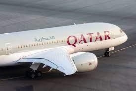 Qatar Airways trials vaccine ...
