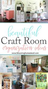 Tips To Organize A Craft Room  Organized 31Organize Craft Room