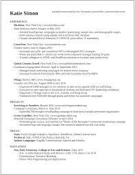 Closing remarks about resume factories. Sizukalala 15 Images Katie Warren Top Resume