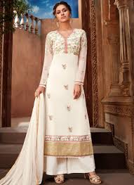 Wedding Designer Faux Georgette Wedding Designer Pakistani Suit