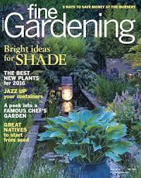 fine gardening magazine. Unique Gardening Fine Gardening Issue 168 Preview On Magazine T