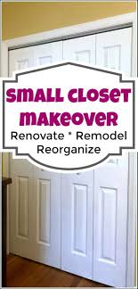 organizing a small closet can be tricky here are my best ever solutions for small
