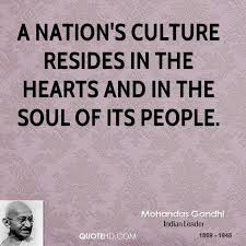 Quotes About Culture Stunning Mohandas Gandhi Quotes QuoteHD